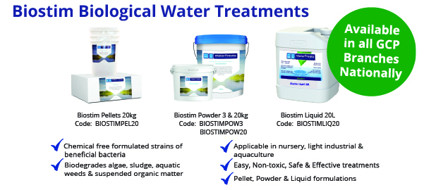 Biostim - Naturally Clean & Purify Water